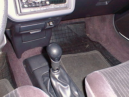 Momo-Shift-Knob