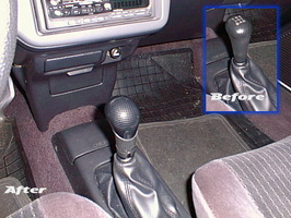 Shift-Knobs